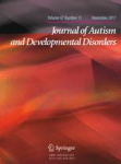 JADD - Journal of Autism and Developmental Disorders, 47(11) - Novembre 2017 - Journal of Autism and Developemental Disorders, Vol. 47 n° 11 - novembre 2017