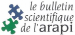 Bulletin scientifique de l'ARAPI